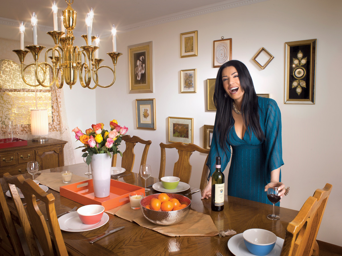 Judith Longo, Mob Wives, Wardrobe and Prop Styling, In Touch Magazine, New York City