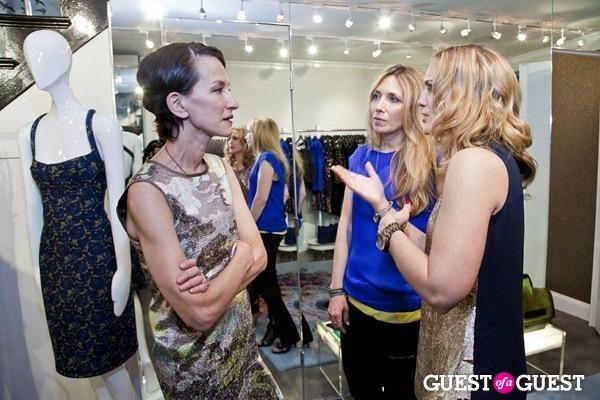 Cynthia Rowley and stylist Judith Longo